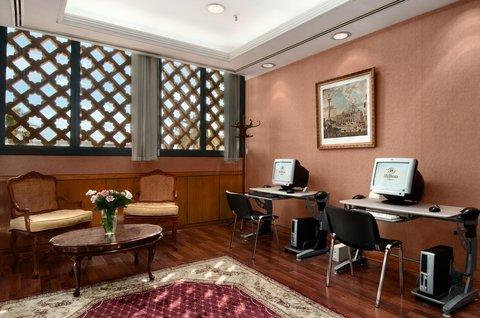 Hilton Alger - Business Center