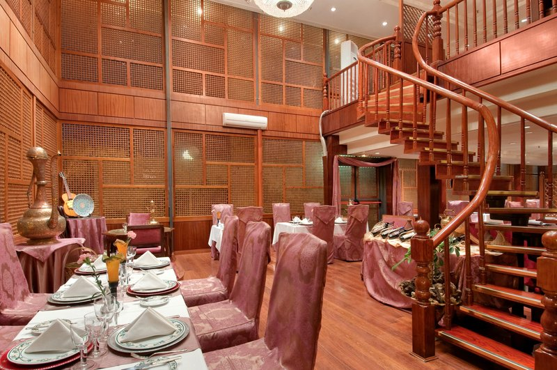 Hilton Alger hotel Gastronomie