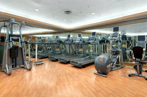 Hilton Alger - Fitness Center