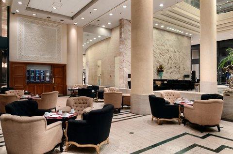 Hilton Alger - Kantara Bar