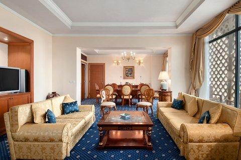Hilton Alger - King Deluxe Suite