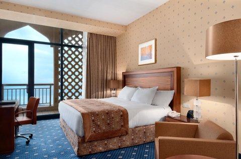 Hilton Alger - King Hilton Deluxe Room