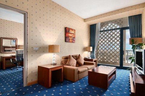 Hilton Alger - King Junior Garden Suite