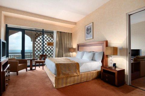 Hilton Alger - King Junior Sea Suite