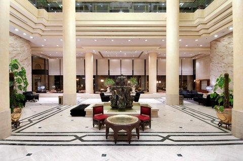 Hilton Alger - Lobby
