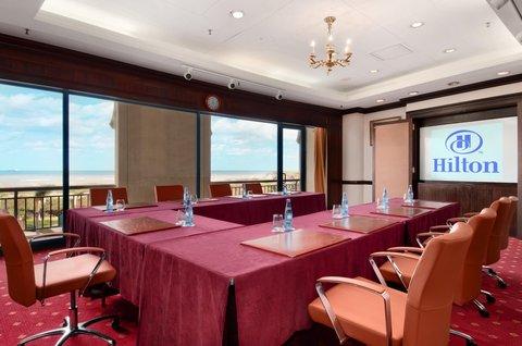 Hilton Alger - Tolga Multi-purpose Room