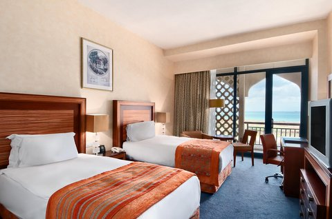 Hilton Alger - Twin Hilton Deluxe Room