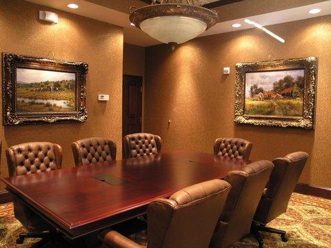 Homewood Suites by Hilton Amarillo - Crystal Board Room