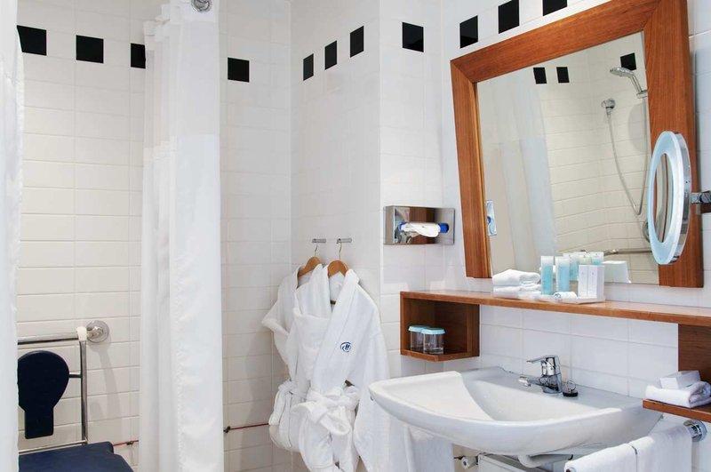Hilton Amsterdam Billede af værelser