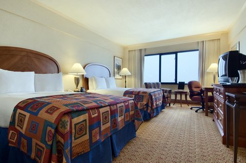 Hilton Anchorage - Two Double Beds