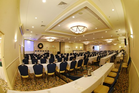 DoubleTree by Hilton Hotel Annapolis - Classroom Style