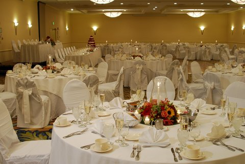 DoubleTree by Hilton Hotel Annapolis - Wedding Setting