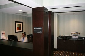 Conference Area - Hampton Inn Alliance Business Park Anderson