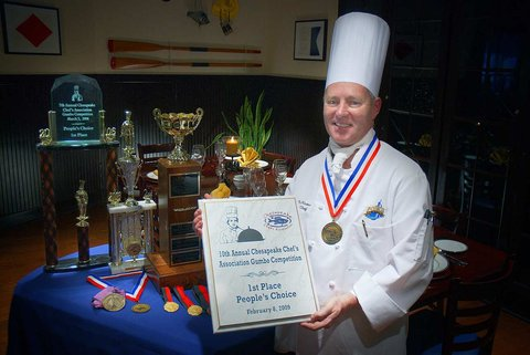 DoubleTree by Hilton Hotel Annapolis - Chef Mcknew s Awards