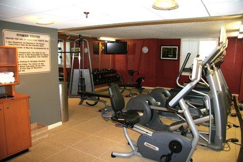DoubleTree by Hilton Hotel Annapolis - Precor reg  Fitness