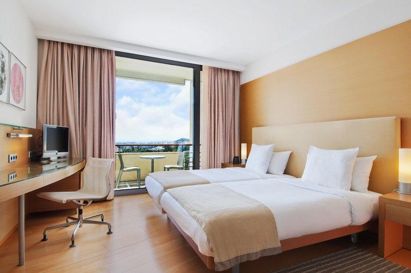 Hilton Athens Huonenäkymä