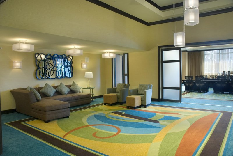 Hilton Garden Inn Atlanta Downtown Meeting room
