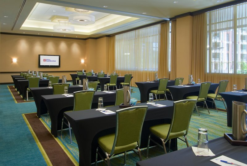 Hilton Garden Inn Atlanta Downtown Meeting room