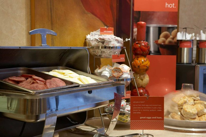 Hampton Inn & Suites Atlanta-Downtown Étkezés