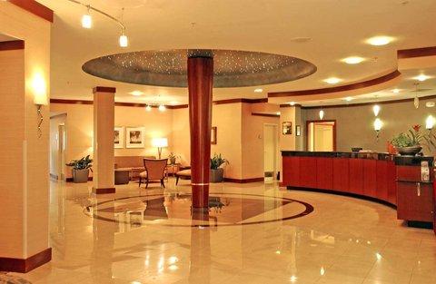 DoubleTree by Hilton Atlanta North Druid Hills/Emory Area - Lobby