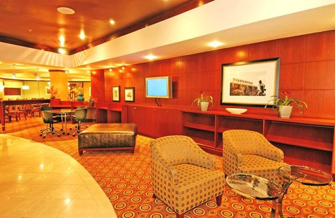 DoubleTree by Hilton Atlanta North Druid Hills/Emory Area - The City Lounge