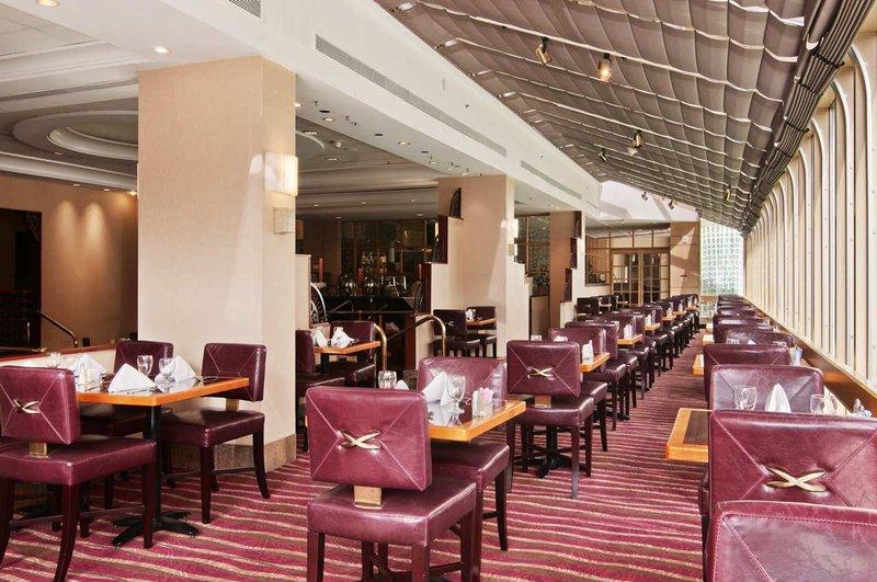 Hilton Suites Atlanta Perimeter Ресторанно-буфетное обслуживание