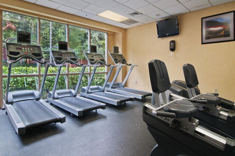 Hilton Suites Atlanta Perimeter Fitness Club