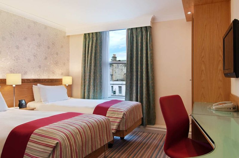 Hilton Bath City Vista do quarto