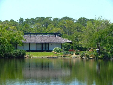Hampton Inn Boca Raton - Morikami Lake House