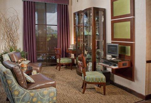 Hampton Inn Boca Raton - Business Center