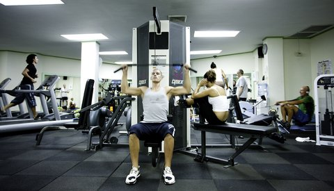 Bougainvillea Beach Resort -  Work it out  Gym