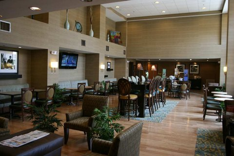 Hampton Inn - Suites Birmingham Airport Area AL - Lobby
