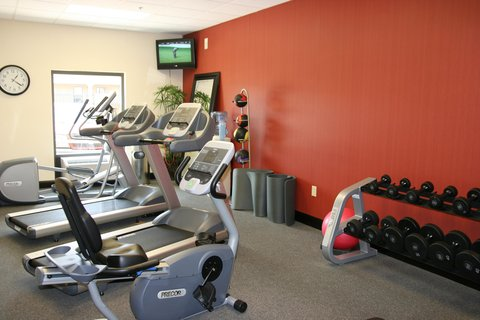 Hampton Inn - Suites Birmingham Airport Area AL - Fitness Center