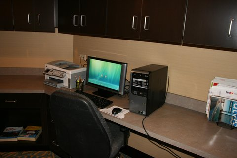 Hampton Inn - Suites Birmingham Airport Area AL - Business Center