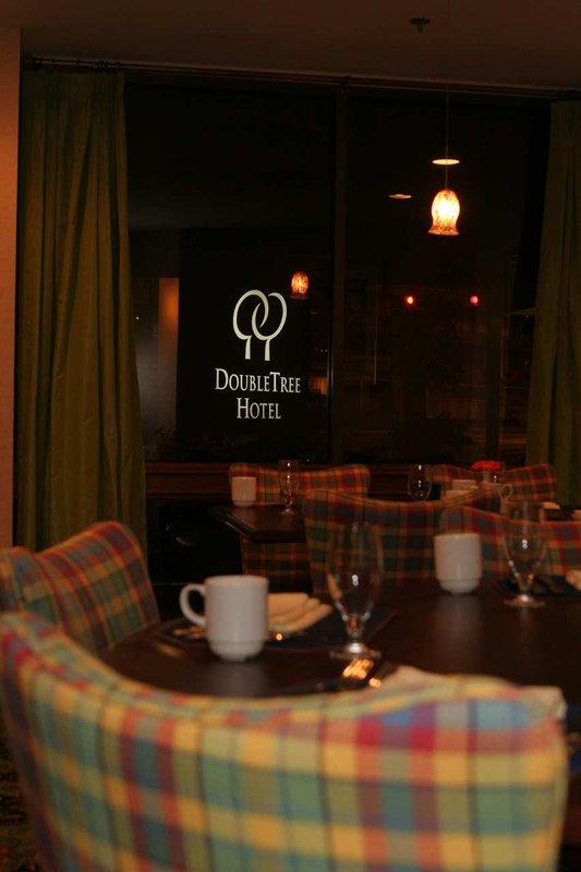 Doubletree Hotel Birmingham Étkezés