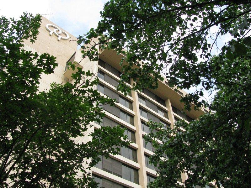 Doubletree Hotel Birmingham Kilátás a szabadba
