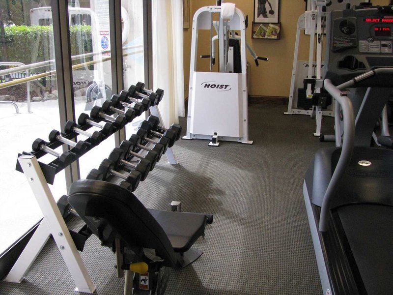 Doubletree Hotel Birmingham Fitneszklub