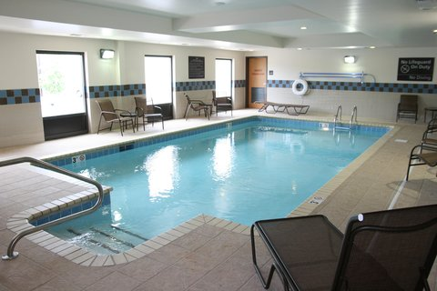 Hampton Inn - Suites Birmingham Airport Area AL - Indoor Pool