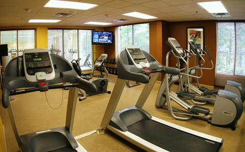 Hilton Garden Inn Birmingham SE-Liberty Park - On Site Fitness Center