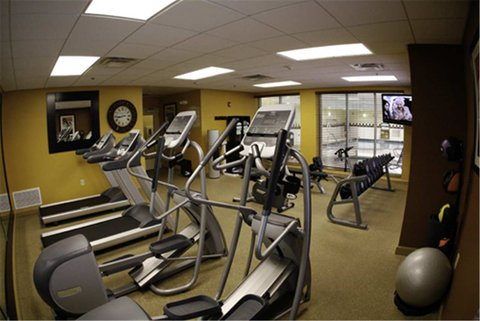 Hilton Garden Inn Birmingham SE-Liberty Park - Fitness Center