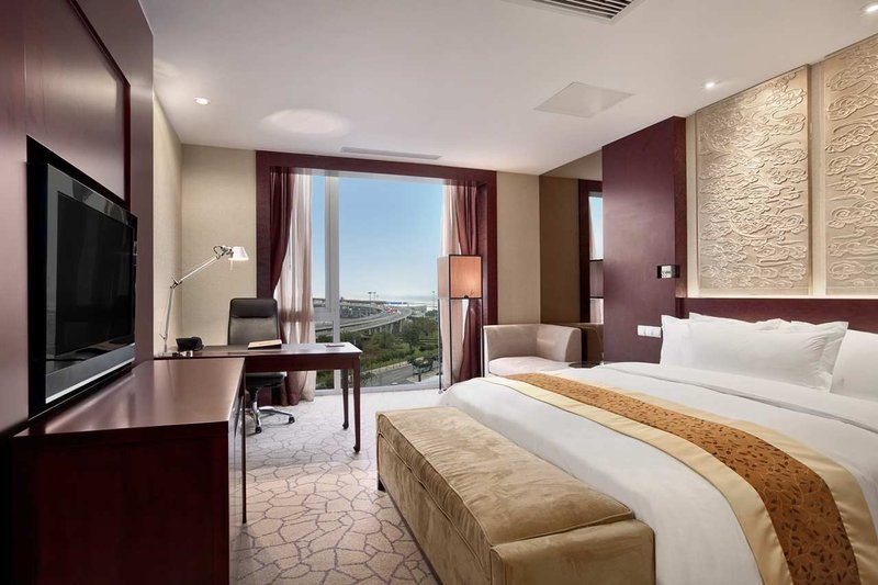 Hilton Beijing Capital Airport Suite
