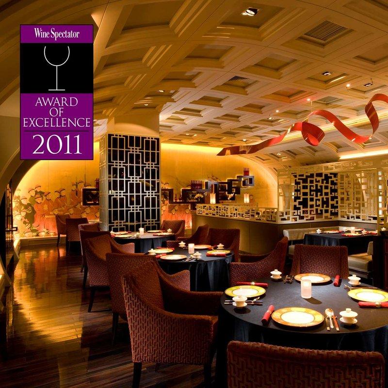 Hilton Beijing Wangfujing Ravintolat