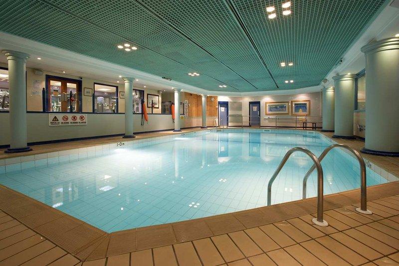 Hilton Blackpool Hotel Uima-allasnäkymä