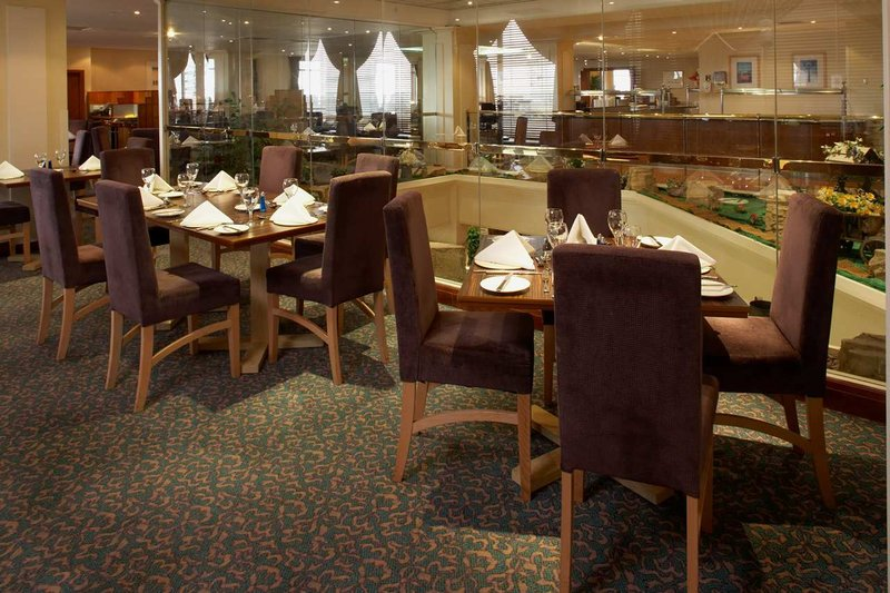 Hilton Blackpool Hotel Ravintolat