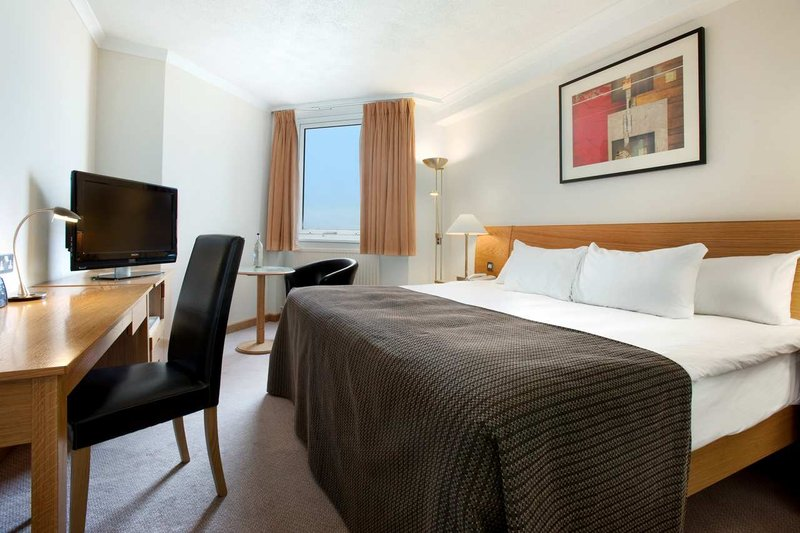Hilton Blackpool Hotel Huonenäkymä