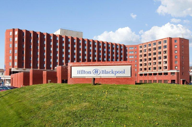 Hilton Blackpool Hotel Ulkonäkymä