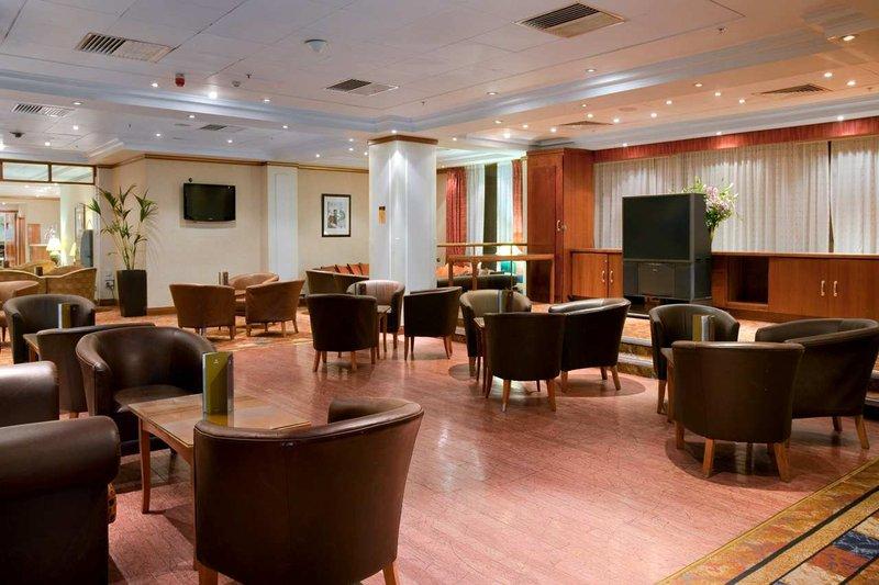 Hilton Blackpool Hotel Baari/lounge