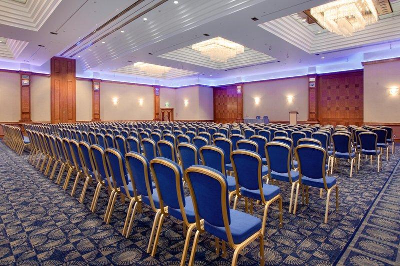 Hilton Blackpool Hotel Kokoustila
