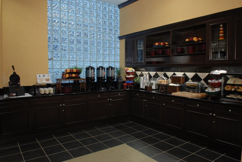 Homewood Suites by Hilton Nashville-Downtown レストラン