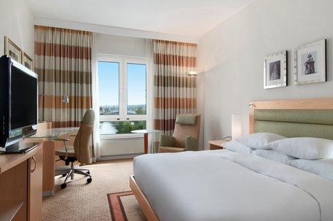 Hilton Bonn - Hilton King Deluxe Room